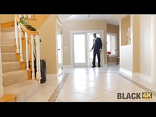 Black4k stepmom s colleague catches teen babe masturbating