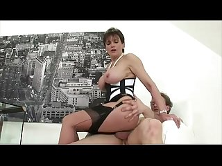 Mature british fetish fuck