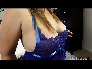 Curvy Wife Play in the Bedroom