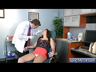 Amazing Sex between doctor and nasty horny patient nathalie monroe clip 22