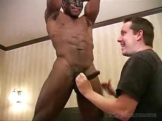 worshiping the black god