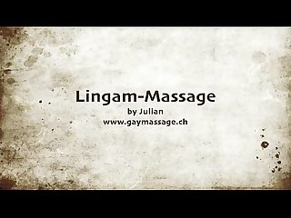 Lingam-Massage by Julian