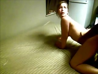 Hot milf interracial Quicky