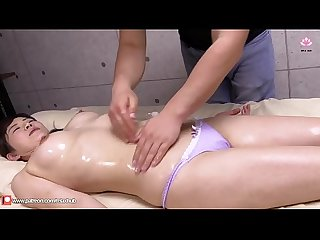 ASMR JAPANESE MASSAGE UNCENSORED TEEN