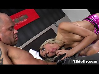 Britney Colucci enjoys amazing anal fuck