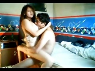 Awesome Nepali convent school student fucking
