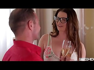 Ultra hot busy secretary in glasses rides a hard dick fakyutube com