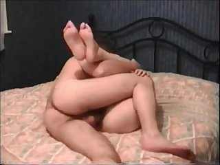 Erotic homemade with older milf