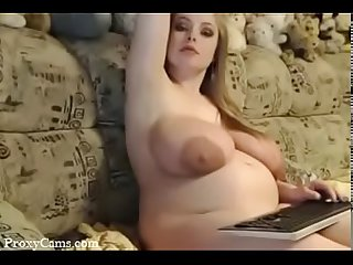 Pregnant big boobs webcam masturbation and chat proxycams com