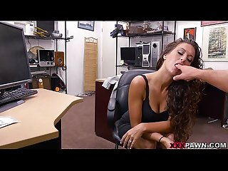 Amateur victoria banxxx trades sex for a laptop on xxxpawn xp15463