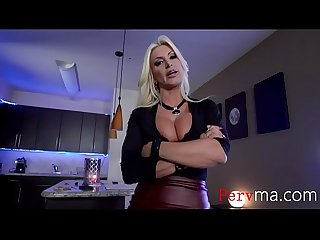 Blonde Mom Does s. For Money- Brittany Andrews
