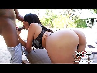 Wcp club big black cock pounds madison rose juicy booty