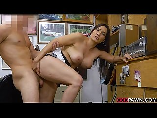 Importing My Dick In A MILF�s Mouth on XXXPAWN.COM (xp15775)