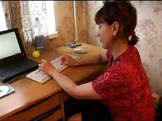 Russian mom with not her sons free milf porn by www cams18 org