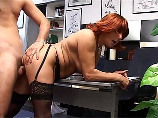 Fuck me in the office