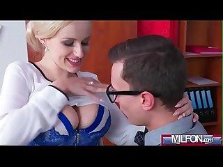 Busty milf boss fucks big geek cock lpar angel wicky rpar 02 clip 18