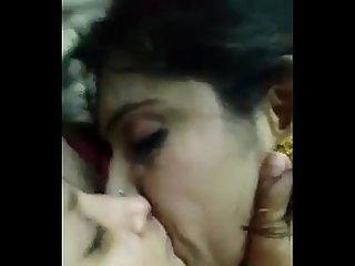 Two Desi Bhabhi lesbian