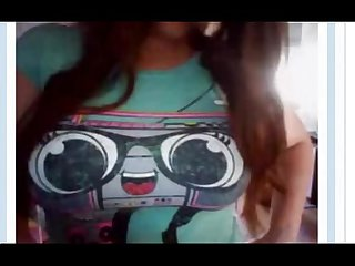 19 years old cubby big boobed german girl tinycam org