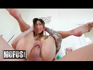 Dont Break Me - (Eva Yi) - Asian Spinners Tight Pussy Takes a Pounding - MOFOS