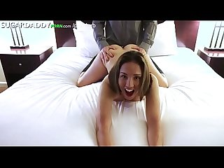 BIG TITTY TEEN Fucks Sugar Daddy for a Purse. BIG ASS TITS