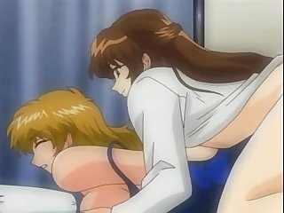 Lesbian group deep throat bdsm fetish hentai toon cartoon slave breasts big tits