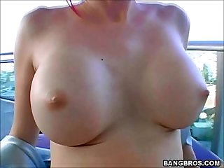 Redhead beauty milf bitch ass fucked