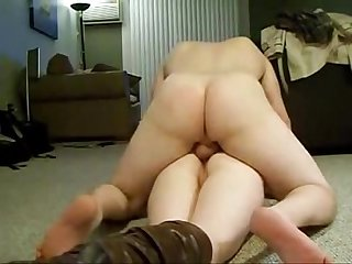 Loud shaved chick gets her ass plowed