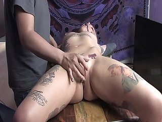 Slut Has Multiple Bondage Orgasms