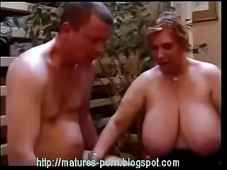 Monster cock granny anal