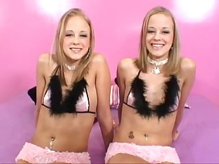 Milton twins teeny bopper club