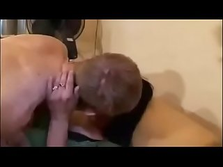 Anal Fucked Granny and Facialized Hubby Watch