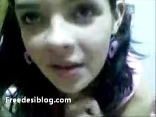 Indian Desi cute girl 240p