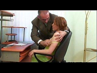 Delighting two slutty teachers