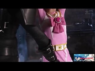 Japanese Heroine Pink Ribbon Torture by evil alien (Watch Full At javvfilm.com :..