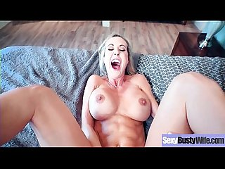 (Brandi Love) Big Round Tits Mommy In Hardcore Sex Tape clip-07