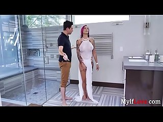 Inked MILF shows her talents in the sack- Anna Bell Peaks