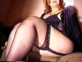 bbw latina perfect huge legs from DesireBBWs .com