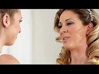 Taylor whyte and cherie deville at mommy s girl