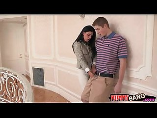 India summer Threesome Sex with Cute Teen Veronika radke