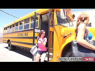 Digitalplayground lpar kacy lane comma keiran lee rpar steering The bus driver