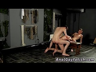 Week boy bondage and spike angel bondage gay Oscar Gets Used By Hung
