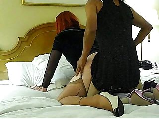 Crossdressing fun