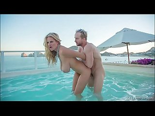 Busty Kelly Madison Getting Cock In Cabo