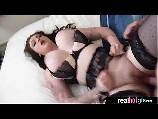 (harmony reigns) Teen Girlfriend In Sex Action On Tape clip-13