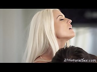 Bigtits model gets her tight pussy creamed