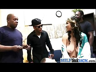 Sex Between Monster Black Cock And Nasty Milf (mia rider) clip-21