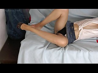 Hd couchwetting Upskirt masturbation