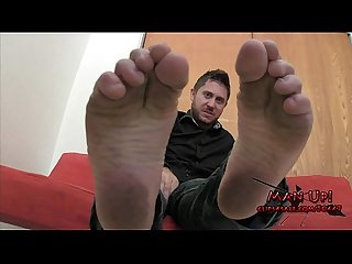 Worship jasons dirty feet