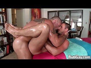 Rubgay anal massage