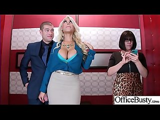 Sex scene in Office with slut hot Busty girl bridgette b Video 03